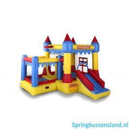 Avyna Springkussen New Castle 5 in 1