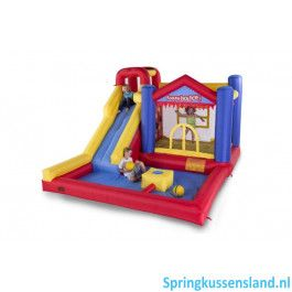 Avyna Springkussen Waterslide 8 in 1