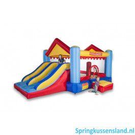 Avyna Springkussen Ultimate Jump Slider 3 in 1