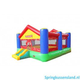 Avyna Springkussen Party House Big Professioneel