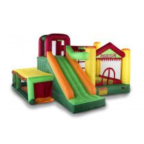 Avyna Springkussen Fun Palace Big 9 in 1