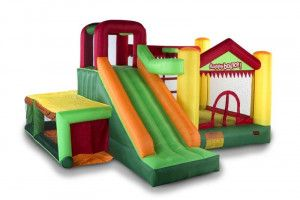 Avyna Springkussen Fun Palace Big 9 in 1